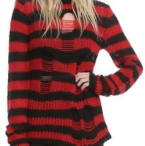 Womens Freddy Krueger Sweater On Poshmark
